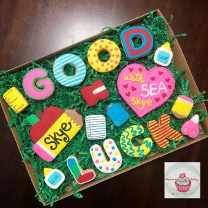 goodluck cookie gift box