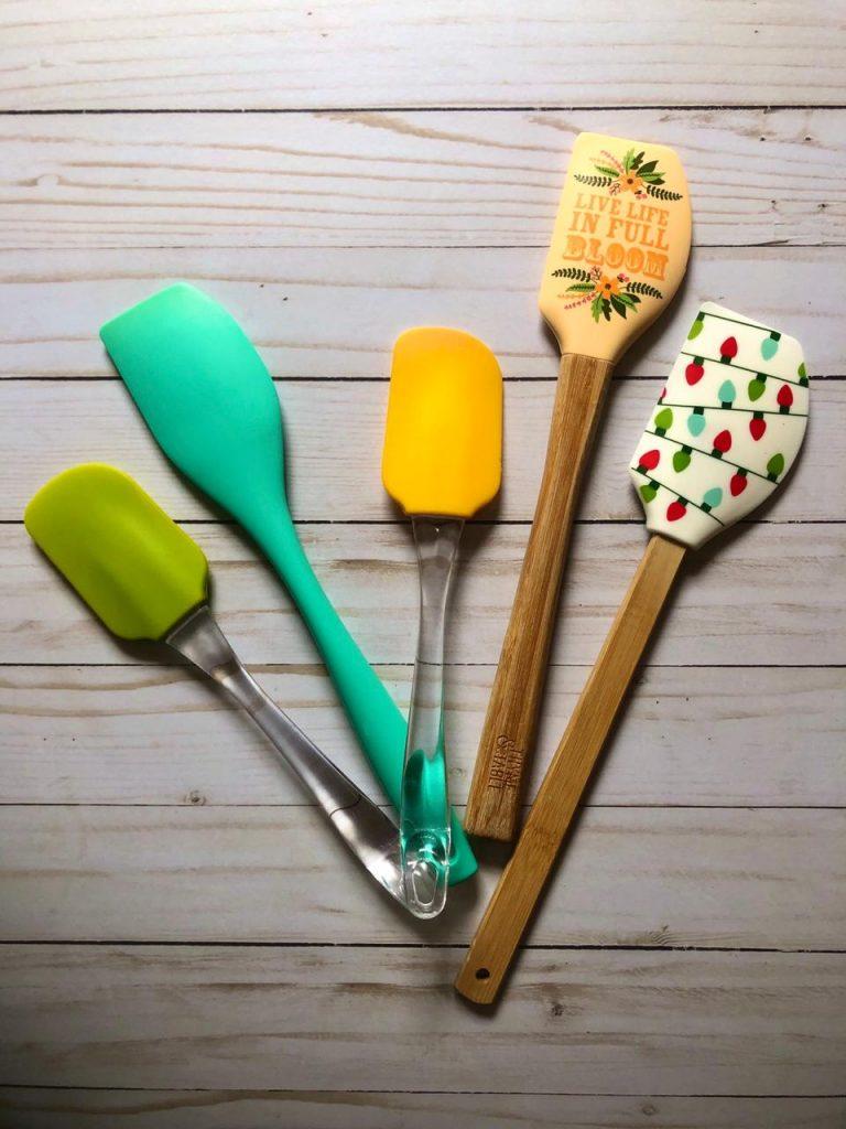 rubber spatula bowl scraper baking tools