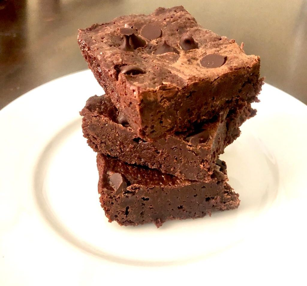 Chocolate Brownies How to Bake