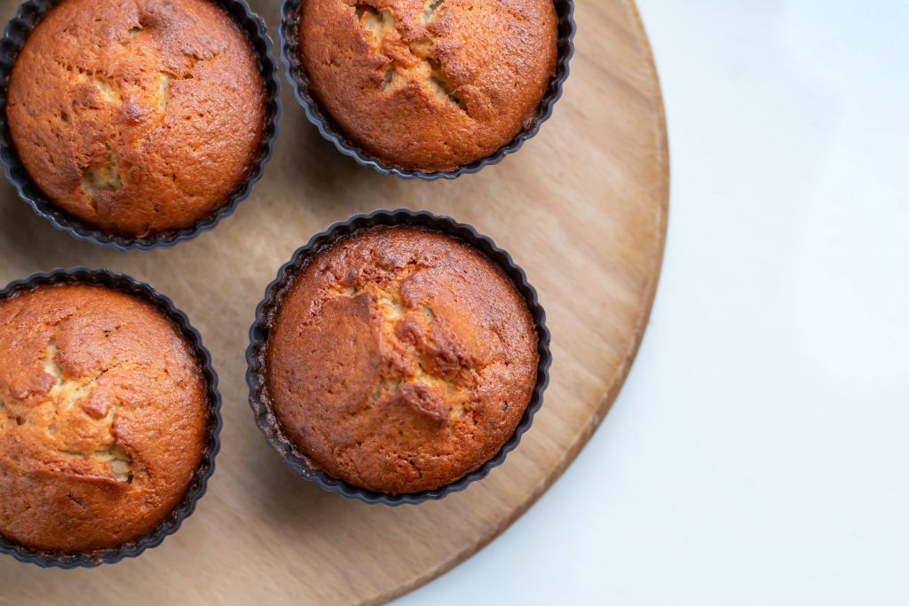 Baked Muffins, Cakes, Quick Breads